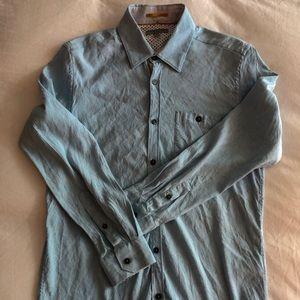 Ted Baker Linen Men's Shirt